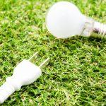 電球とコンセント