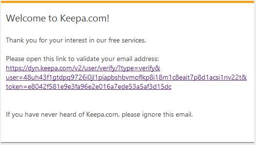 URLをクリックして登録を完了させましょう。