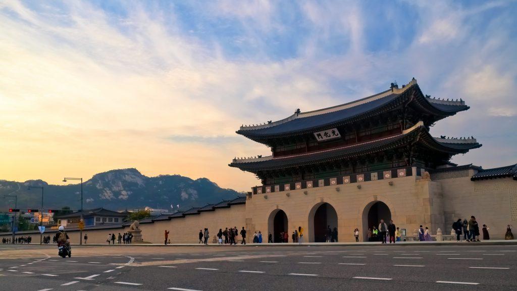 韓国のキョンボックン