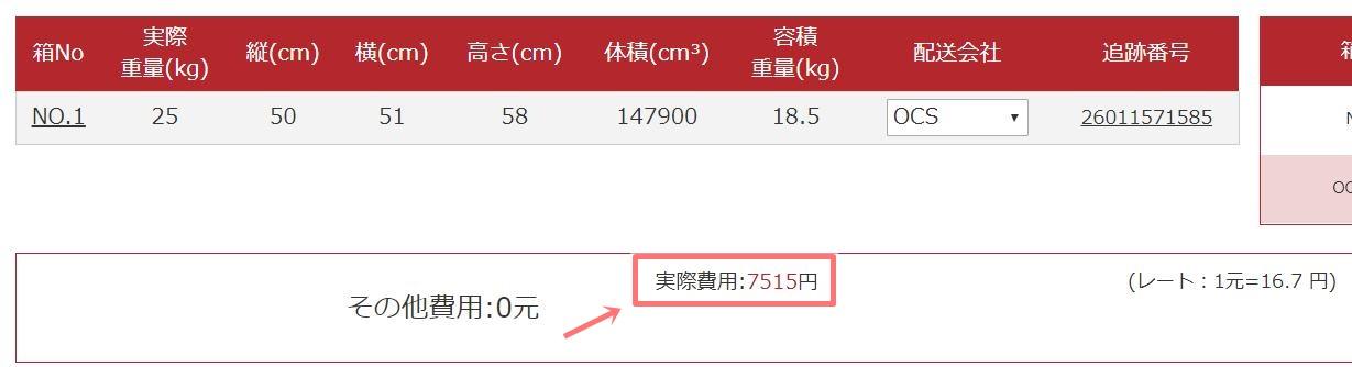 中国輸入の手数料はいくらかかるのか?