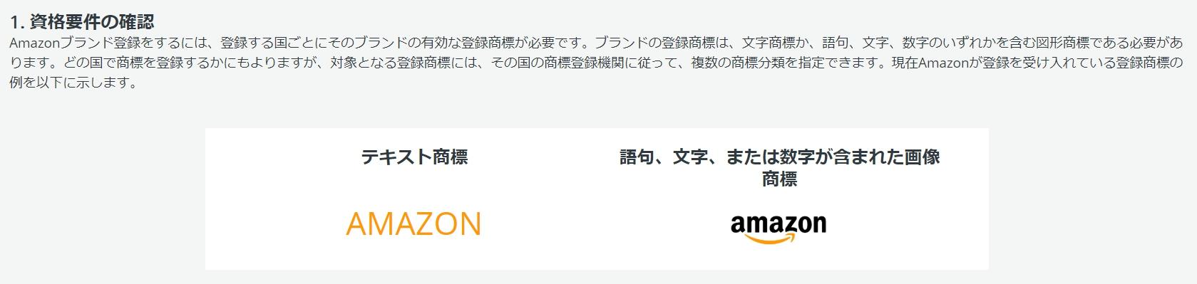 Amazonブランド登録