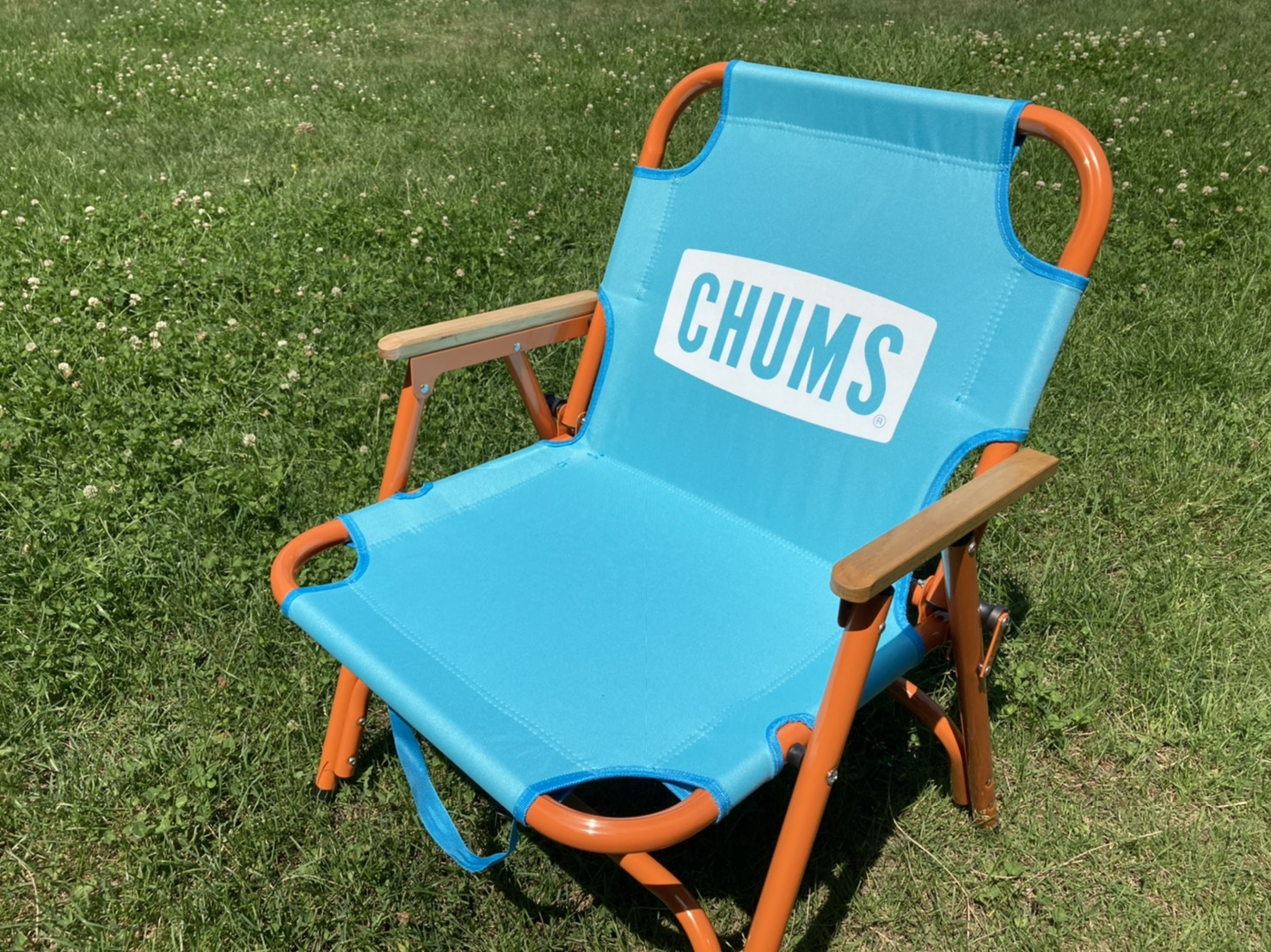 CHUMSのバックウィズチェア